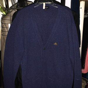 Façonnable jeans cardigan